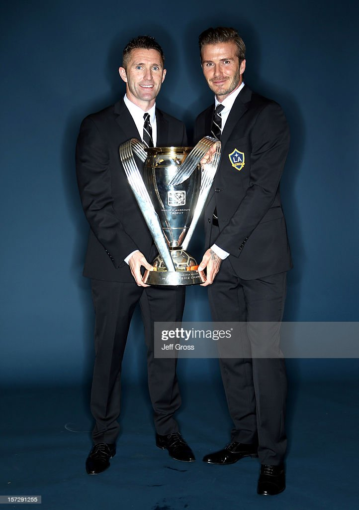 2012 MLS Cup - Portraits