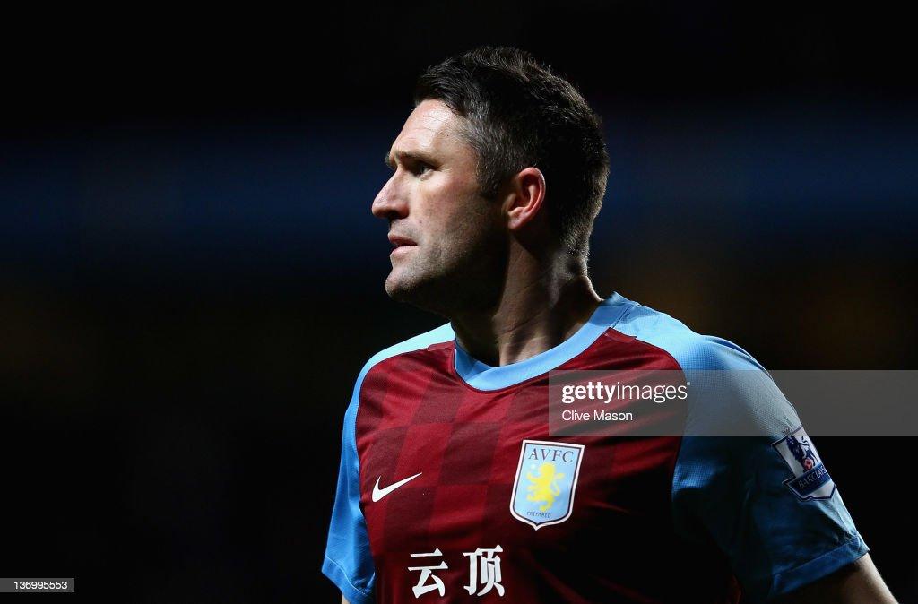 Aston Villa v Everton - Premier League : ニュース写真