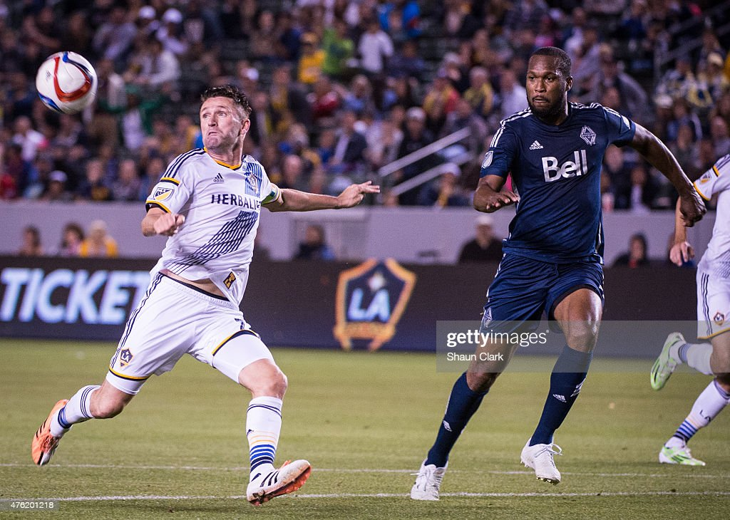 Los Angeles Galaxy v Vancouver Whitecaps FC : News Photo