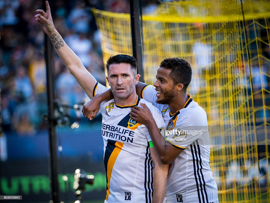 Orlando City SC v Los Angeles Galaxy : News Photo