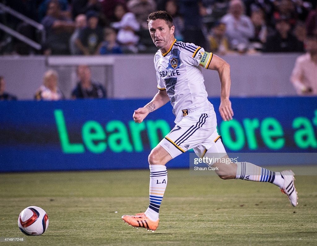 MLS Soccer - Los Angeles Galaxy v Real Salt Lake : News Photo