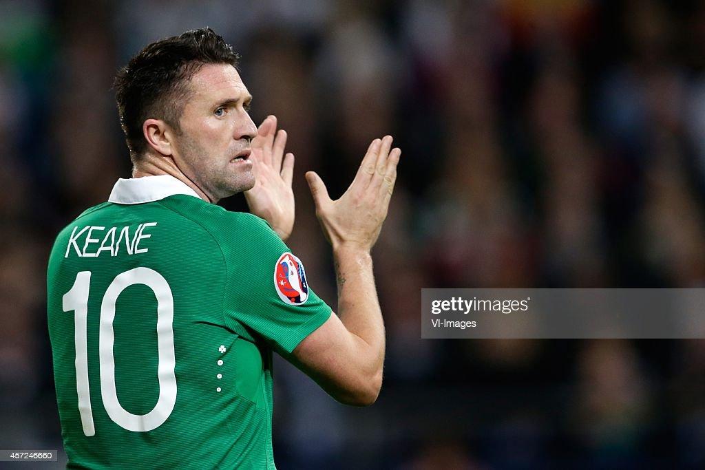 Euro Qualifier - 'Germany v Ireland' : News Photo