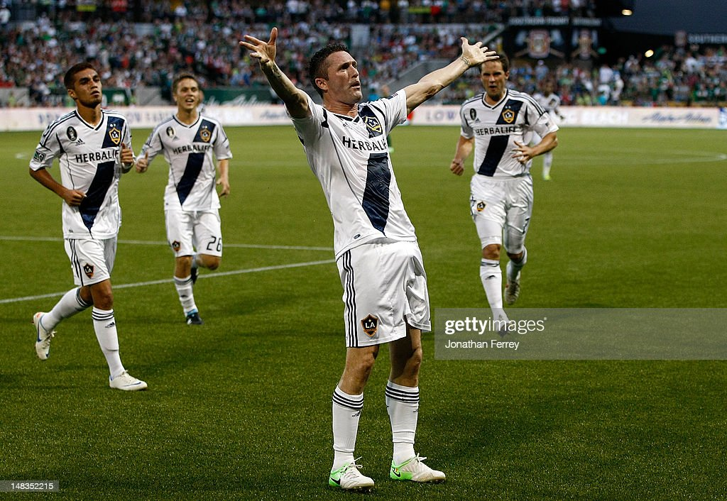 Los Angeles Galaxy v Portland Timbers