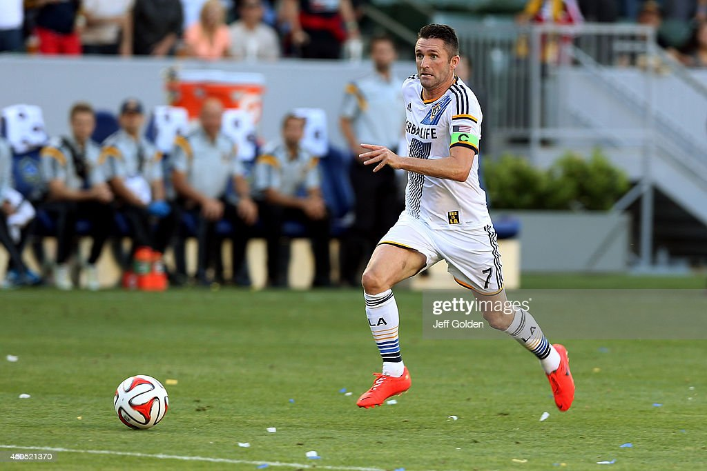 Philadelphia Union v Los Angeles Galaxy : News Photo