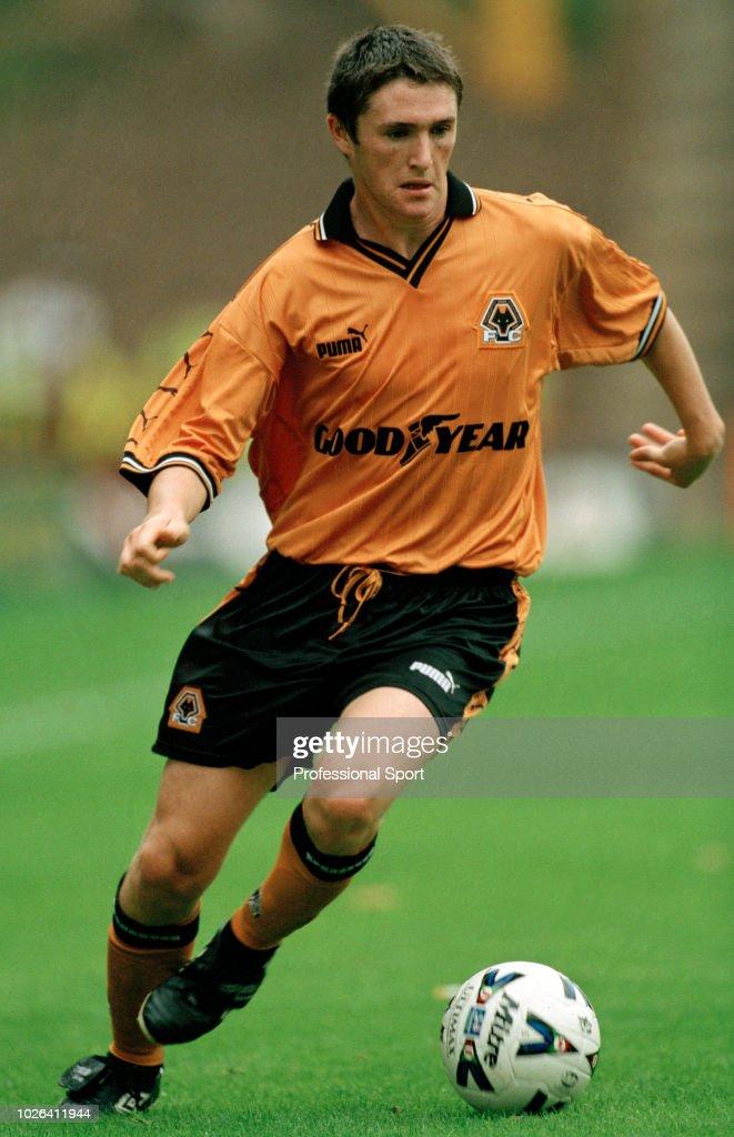 Robbie Keane - Wolverhampton Wanderers : ニュース写真