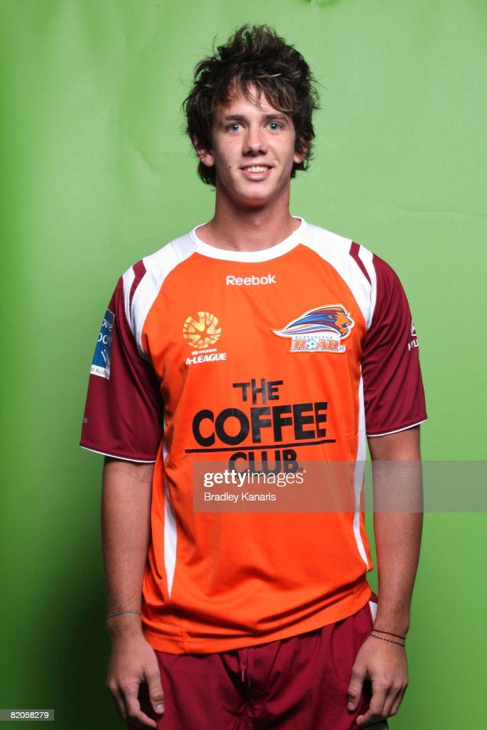 2008/2009 A-League Portraits - Queensland Roar