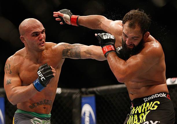 UFC 181 - Hendricks v Lawler