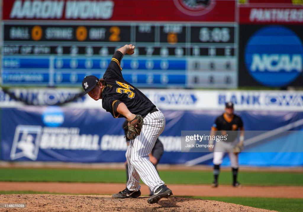 2019 NCAA Division III Men's Baseball Championship : News Photo