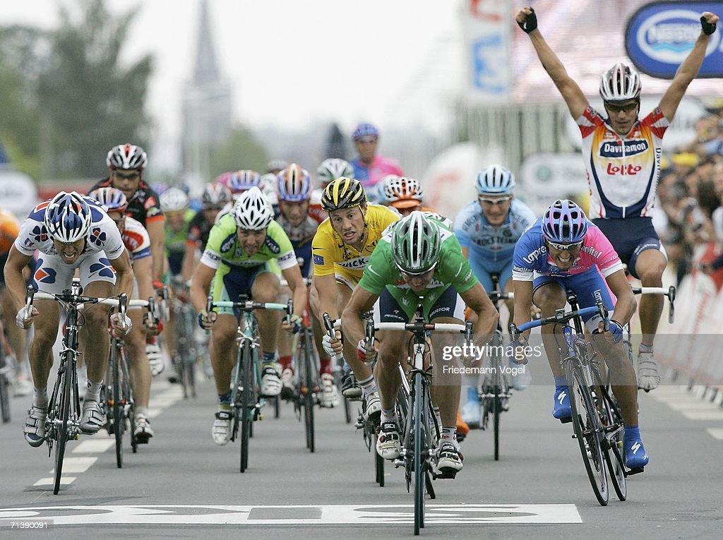 2006 Tour de France - Stage Seven : News Photo