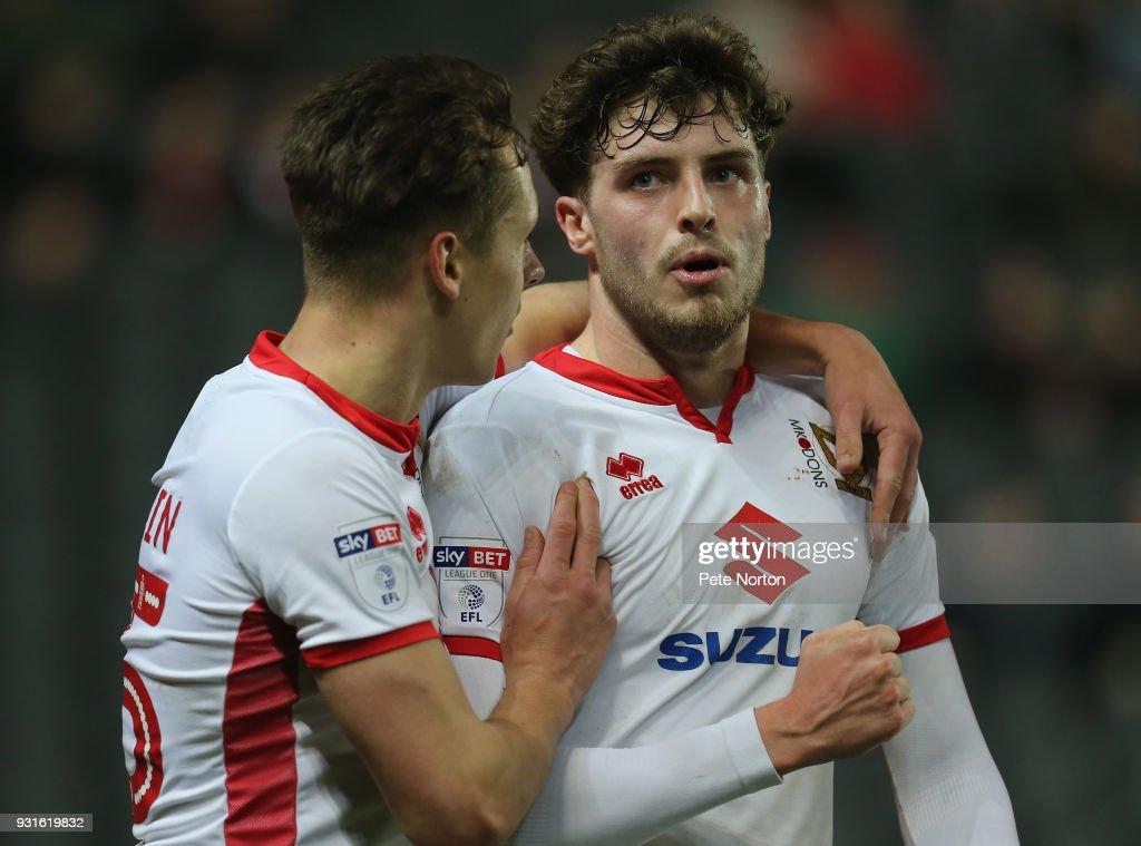 Milton Keynes Dons v Rotherham United - Sky Bet League One : News Photo