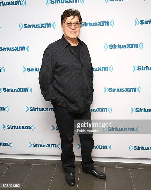 Robbie Robertson visits at SiriusXM Studio on November 15 2016 in New York City