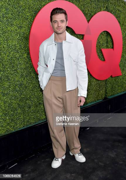 Robbie Rogers attends the 2018 GQ Men of the Year Party at a private residence on December 6 2018 in Beverly Hills California