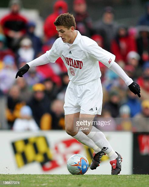 Robbie Rogers of Maryland Maryland survived Akron after tying 11 in regulation Maryland advance to the final four winnning on penalty kicks 41 at...