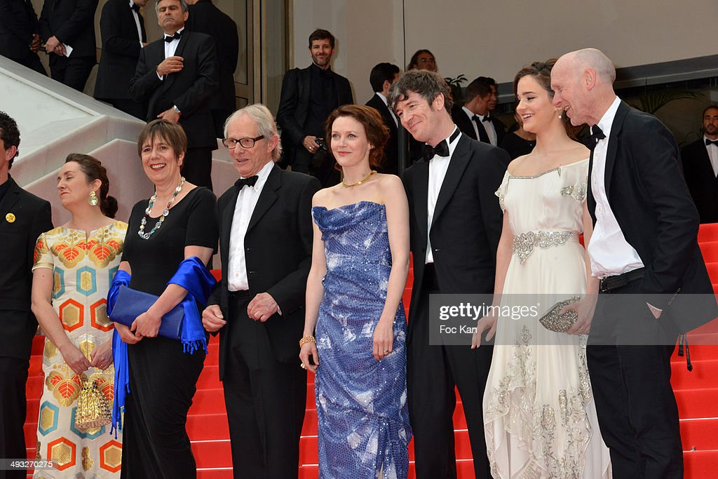"""Jimmy's Hall"" Premiere - The 67th Annual Cannes Film Festival"