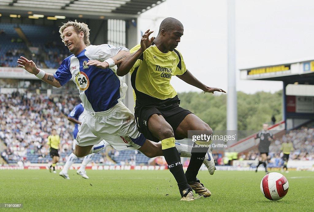 Blackburn Rovers v Manchester ...