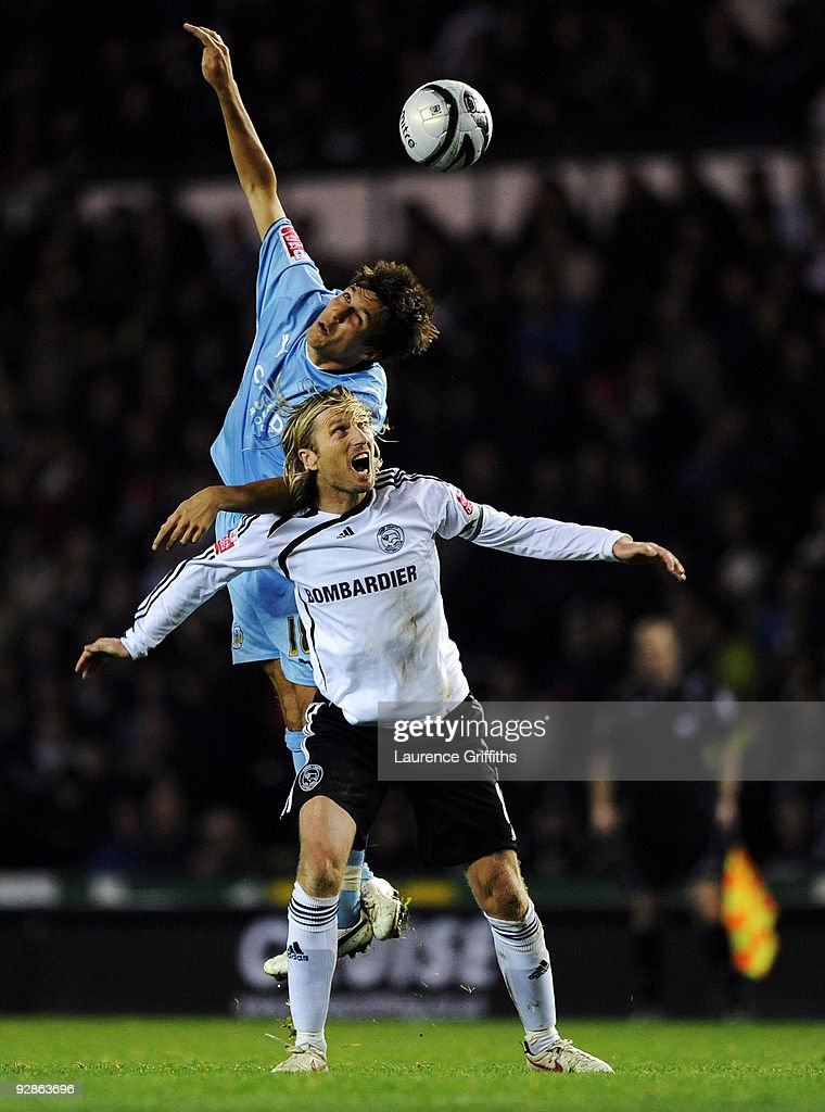 Derby County v Coventry City