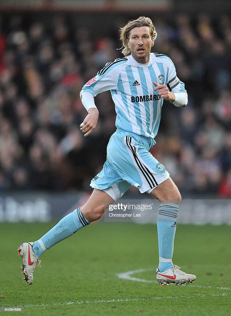 Robbie Savage of Derby County in action during the Coca-Cola Championship match between Watford and Derby County at Vicarage Road on December 12, 2009 in Watford, England.
