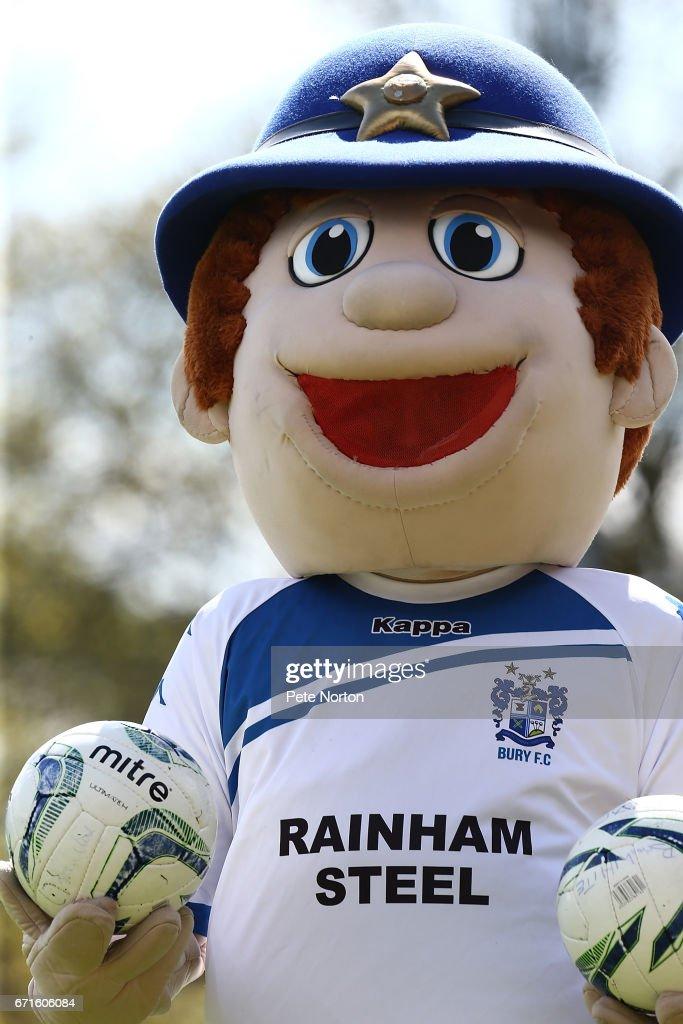 Bury v Northampton Town - Sky Bet League One : Photo d'actualité