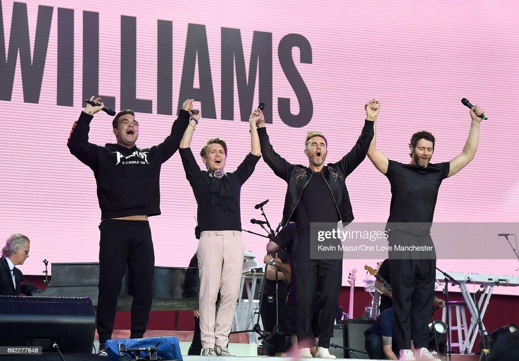 One Love Manchester Benefit Concert : Nachrichtenfoto