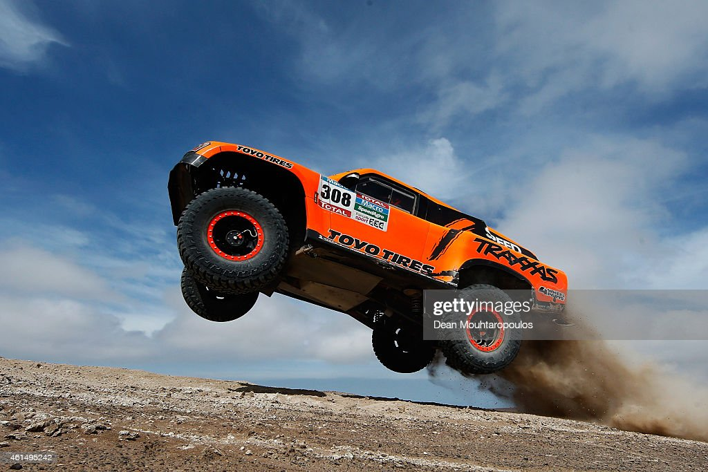 2015 Dakar Rally - Day Ten