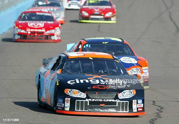 Robby Gordon during the NASCAR Winston Cup Series Checker Auto Parts 500 at Phoenix International Raceway in Phoenix Arizona