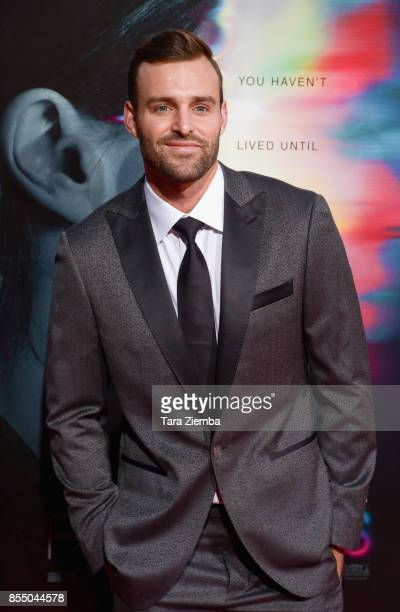 Robby Hayes attends the premiere of Columbia Pictures' 'Flatliners' at The Theatre at Ace Hotel on September 27 2017 in Los Angeles California
