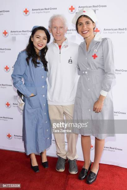 Robby Krieger attends the Red Cross' 5th Annual Celebrity Golf Tournament at Lakeside Golf Club on April 16, 2018 in Burbank, California.