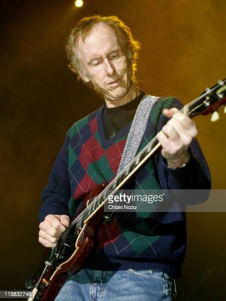 Robby Krieger of Riders On The Storm during Riders On The Storm in Concert at The Roundhouse in London December 30 2006 at The Roundhouse in London...