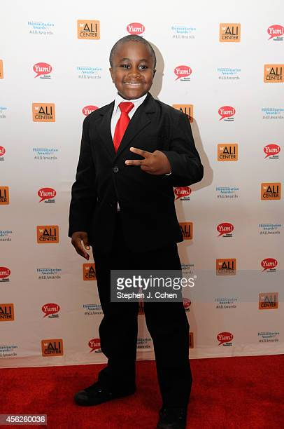 Robby Novak attends the 2014 Muhammad Ali Humanitarian Awards at the Louisville Marriott Downtown on September 27 2014 in Louisville United States