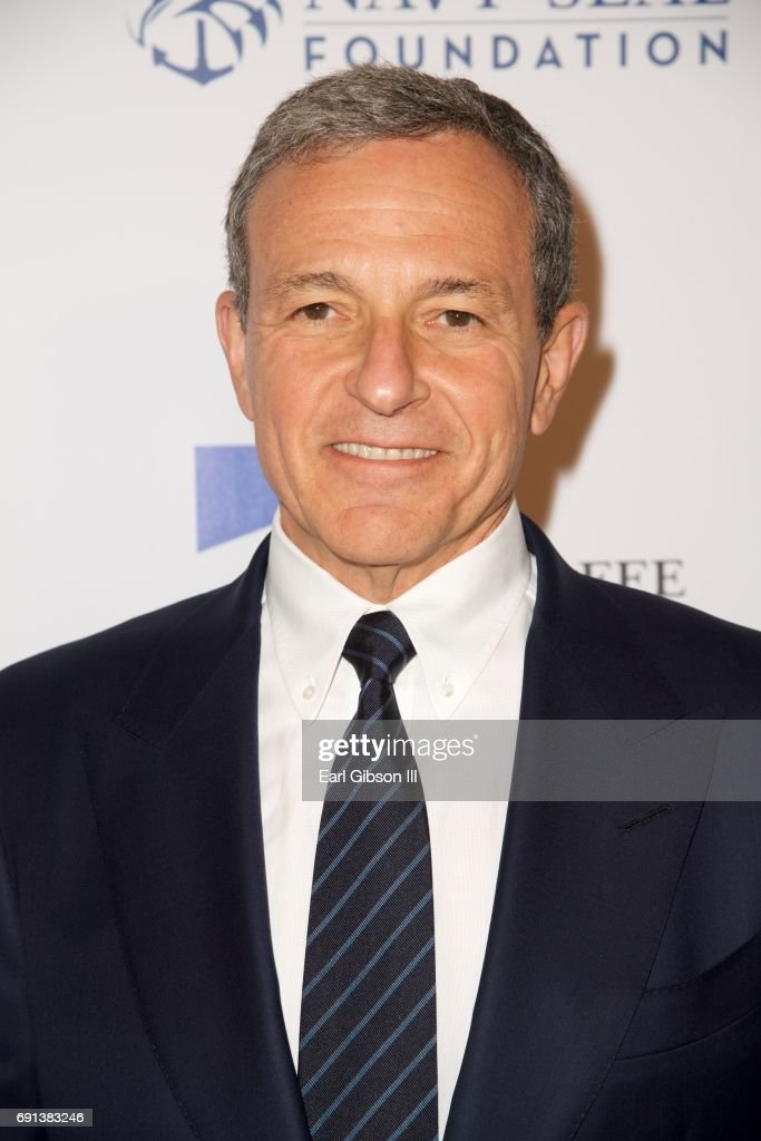 Robert A. Iger attends the 2017 Los Angeles Evening Of Tribute Benefiting the Navy SEAL Foundation on June 1, 2017 in Beverly Hills, California.