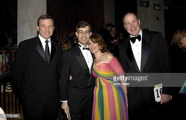 Robert A Iger President and Chief Operationg Officer The Walt Disney Company Gary Lauder Evelyn Lauder Vice President of the Estee lauder Company and...