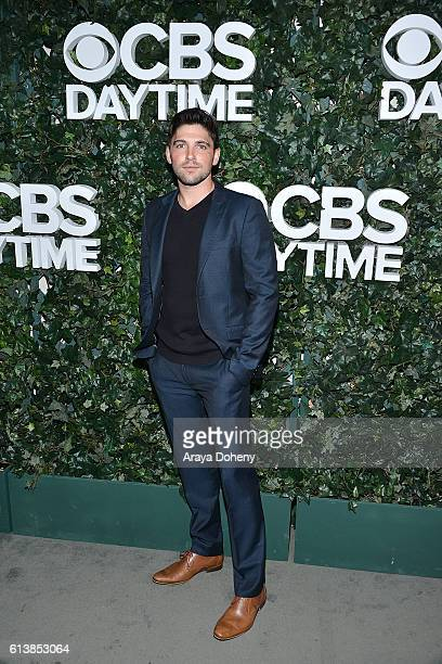 Robert Adamson attends the CBS Daytime for 30 Years event at The Paley Center for Media on October 10 2016 in Beverly Hills California