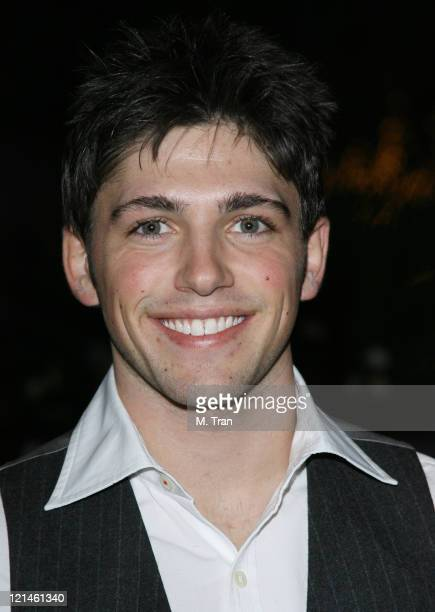 Robert Adamson during Disney Channel and ABC Family Host CNG Winter Press Tour at The Ritz-Carlton in Pasadena, California, United States.