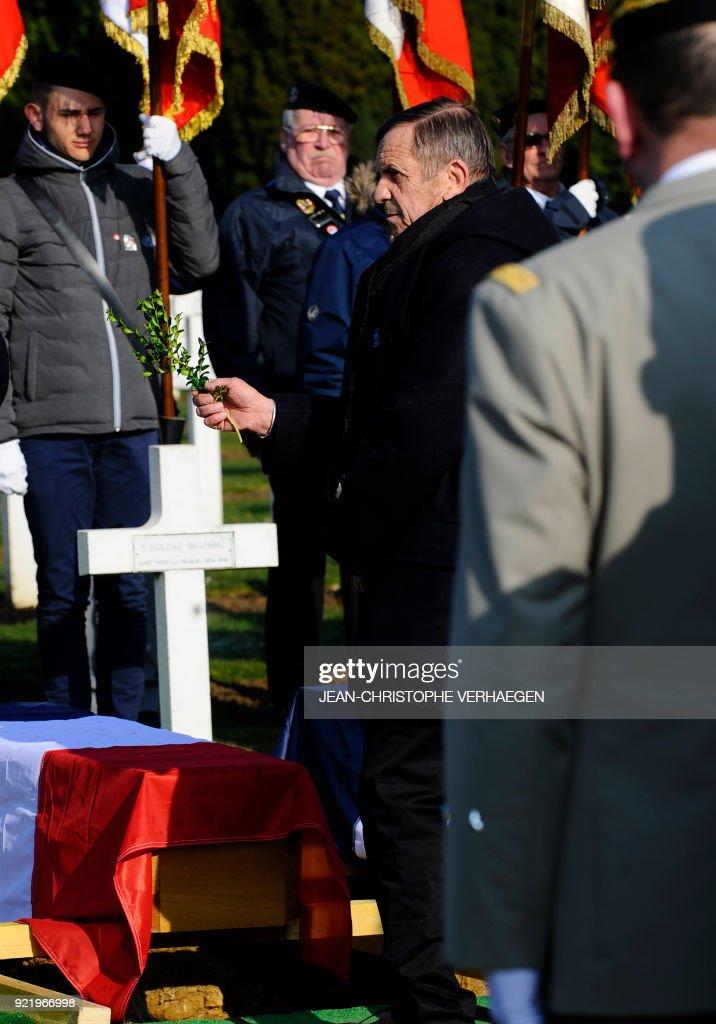 FRANCE-HISTORY-WWI : News Photo