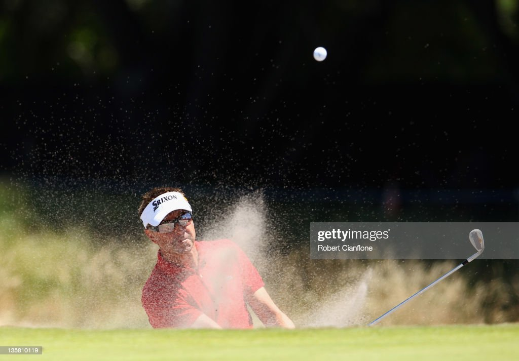 2011 Australian Masters - Day 1