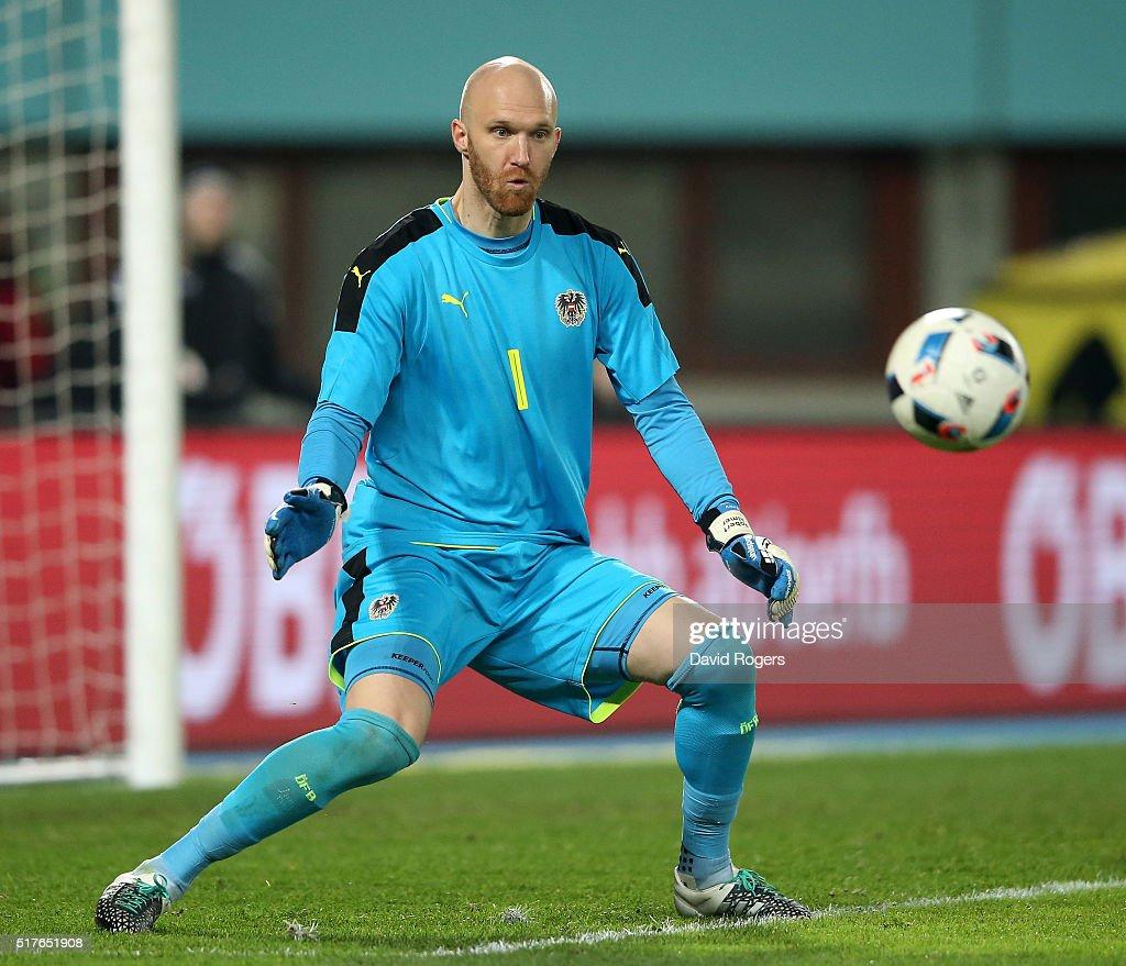Austria v Albania - International Friendly