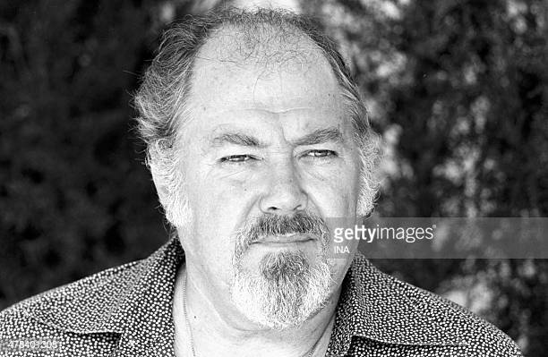 Robert Altman's portrait during the 30th Cannes film festival