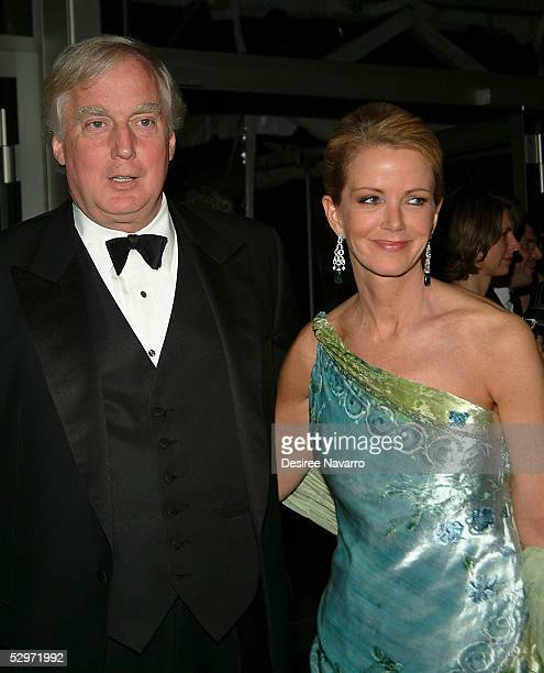 Robert and Blaine Trump attend American Ballet Theatre celebrating its 65th anniversary with the Annual Spring Gala at the Metropolitan Opera House...