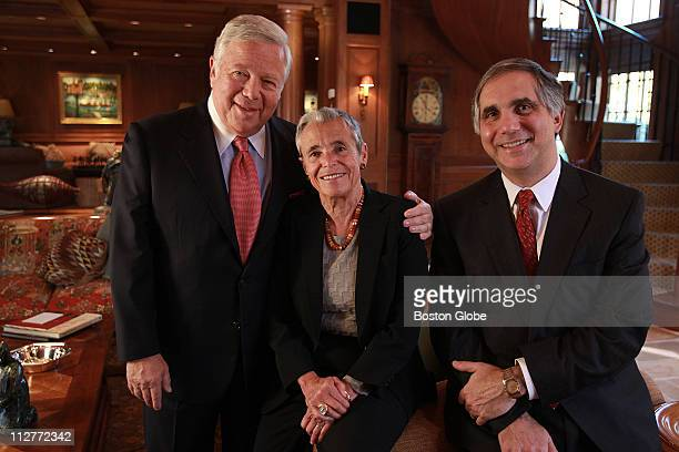 Robert and Myra Kraft move into a new area of philanthropy donating $20 million to Partners HealthCare to train primary care doctors to work in...
