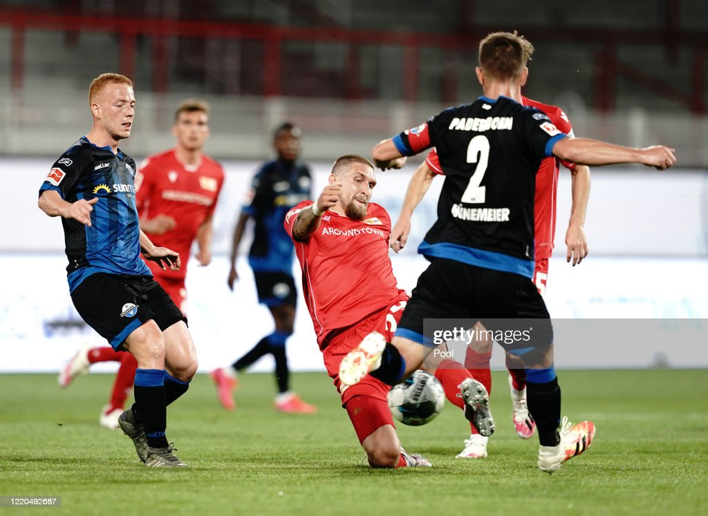1. FC Union Berlin v SC Paderborn 07 - Bundesliga : News Photo