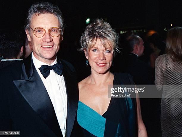 Robert Atzorn mit Ehefrau AngelikaHartung TelestarVerleihung 97 Köln