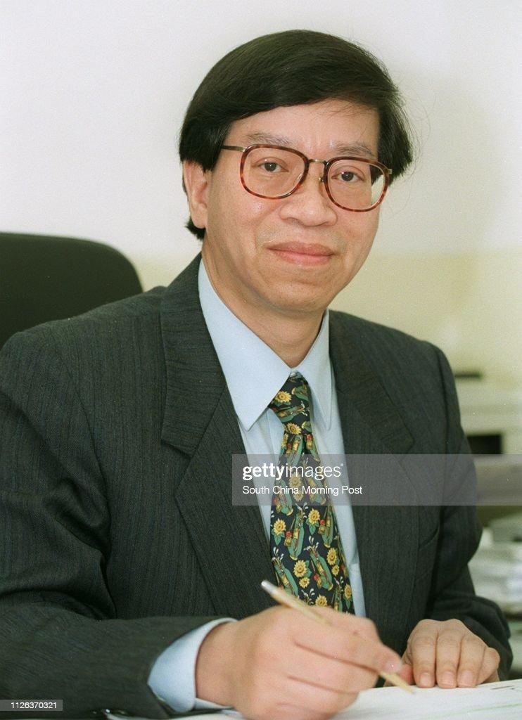 Robert Au Tit-kwan, Principal of YMCA College of Careers, in