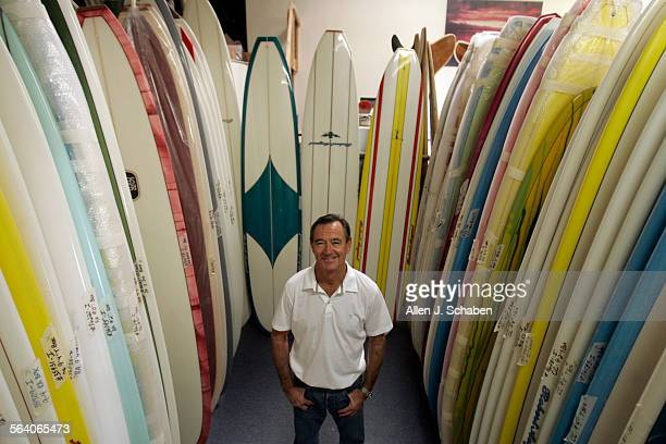 Robert August of Huntington Beach was co–star of the iconic surfing movie Bruce Brown's 'The Endless Summer' and is still involved in the sport more...