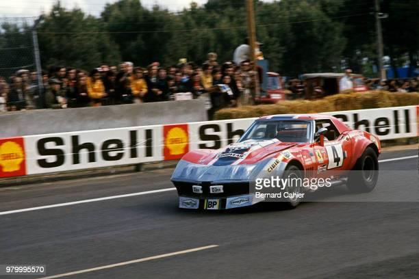 Robert B Johnson Chevrolet Corvette 24 Hours of Le Mans Le Mans 11 June 1972