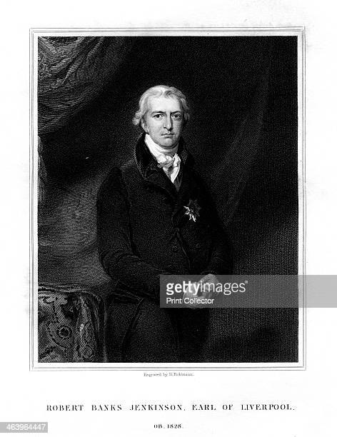 Robert Banks Jenkinson 2nd Earl of Liverpool Prime Minister of the United Kingdom Lord Liverpool argued for the abolition of the slave trade but was...