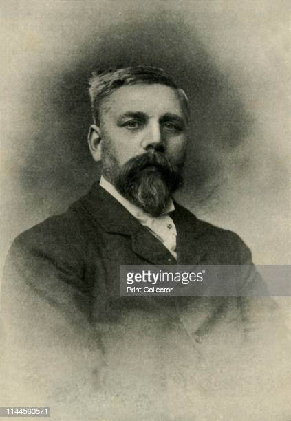 Robert Barr 1902 Portrait of ScottishCanadian author Robert Barr Barr was principal of the Central School of Windsor in Ontario Canada He moved to...