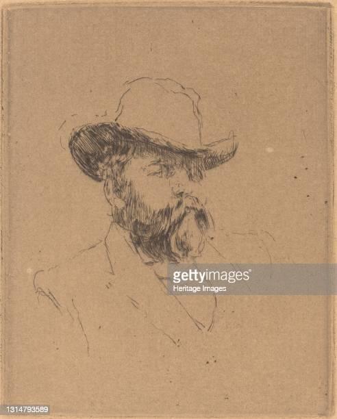 Robert Barr. Artist James Abbott McNeill Whistler.