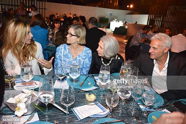 Robert Bauer attends the Project Angel Food's 25th Anniversary Angel Awards 2014 honoring Aileen Getty with the Inaugural Elizabeth Taylor Leadership...