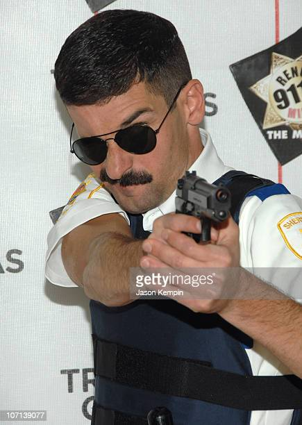 "Robert Ben Garant during The Tribeca Cinema Series Hosts a Special Screening of ""Reno 911!: Miami"" - February 21, 2007 at Tribeca Cinemas Gallery in..."