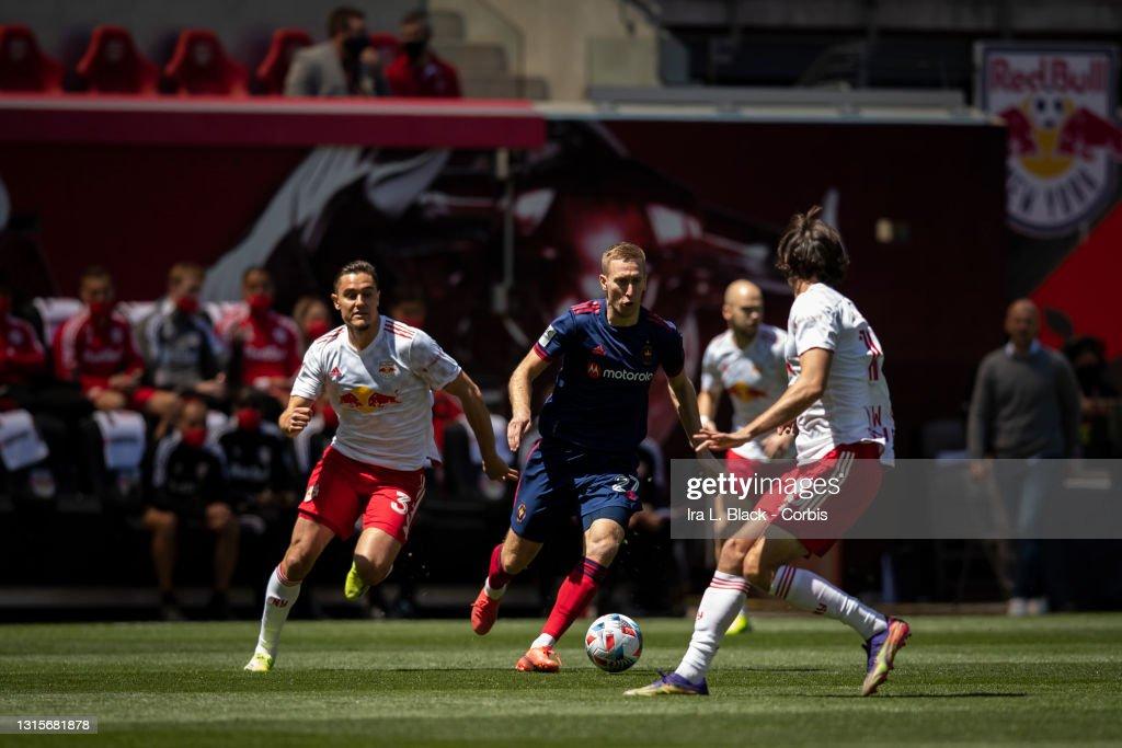 Chicago Fire FC v New York Red Bulls : News Photo